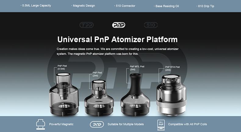 DRAG3 Kit atomozer