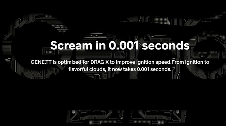 Drag X Pod Kit Ignition