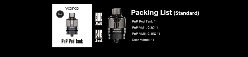 PnP Pod Tank Package