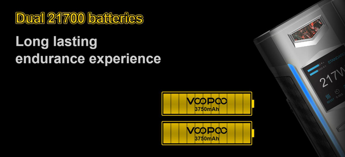 VOOPOO X217 Mod Feature3