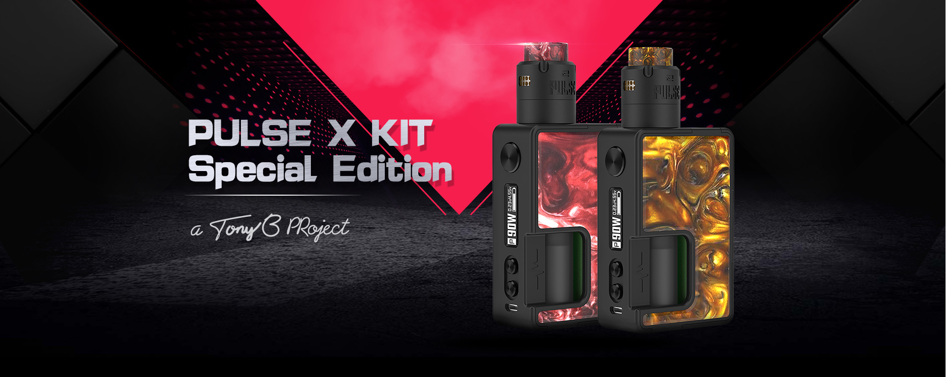 Vandy Vape Pulse X Kit Special Edition Feature 01