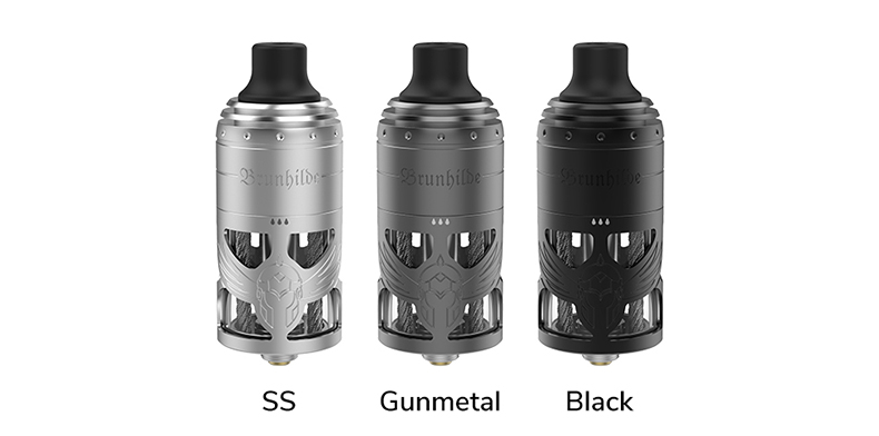 Vapefly Brunhilde MTL RTA Full Colors