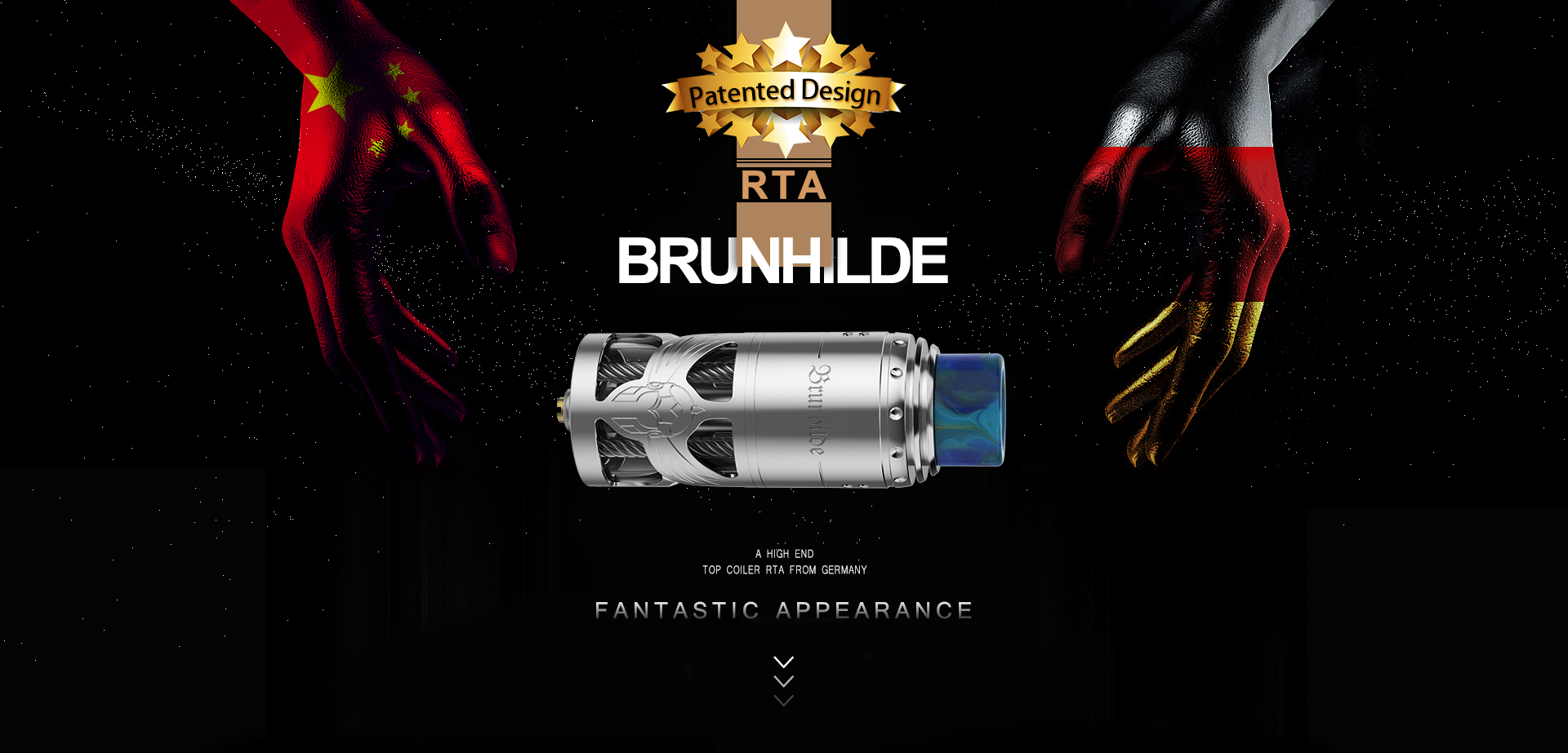Vapefly Brunhilde RTA Feature 01