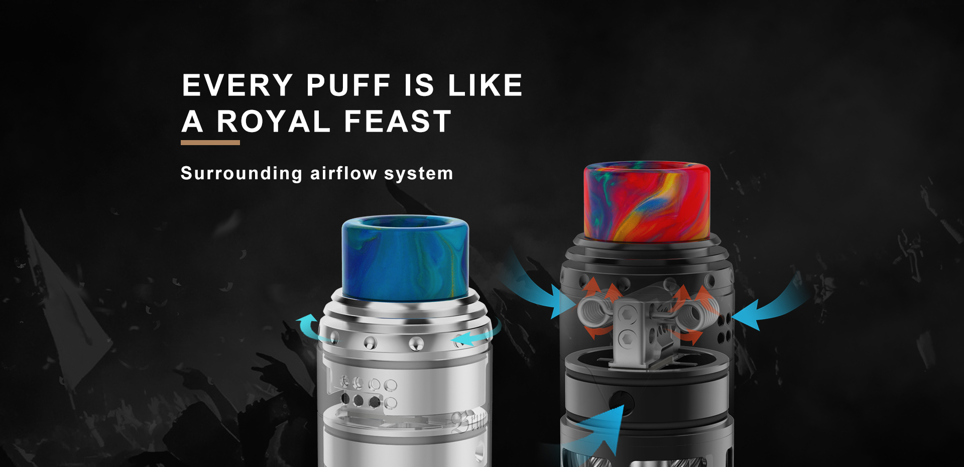 Vapefly Brunhilde RTA Feature 02