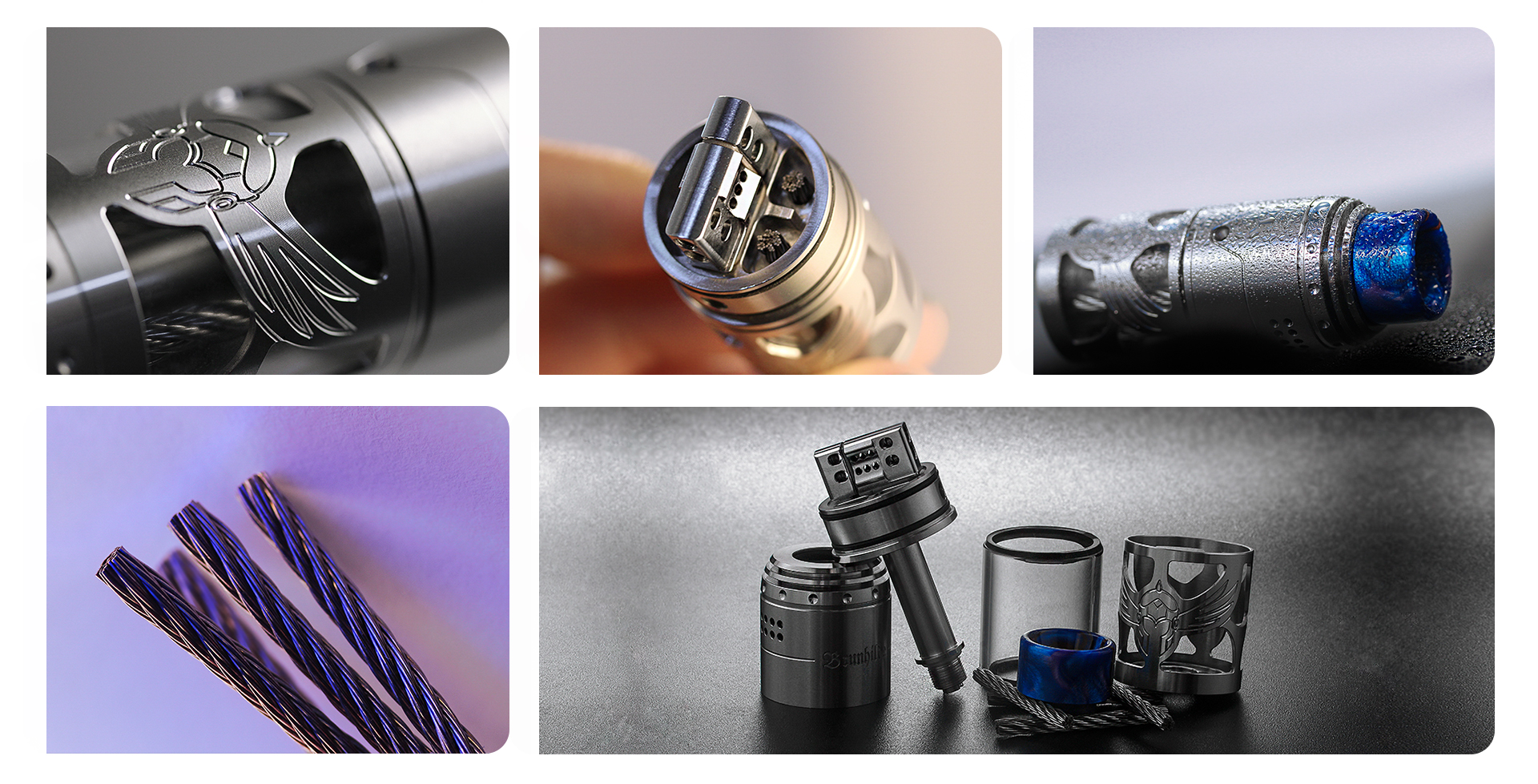 Vapefly Brunhilde RTA Feature 06