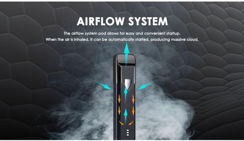 Stalker II Kit Airflow