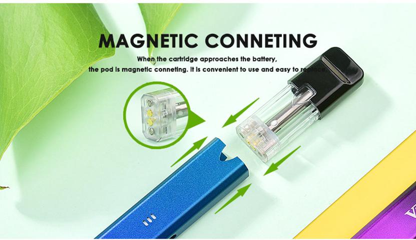 Stalker 2 Kit Magnetic Connection