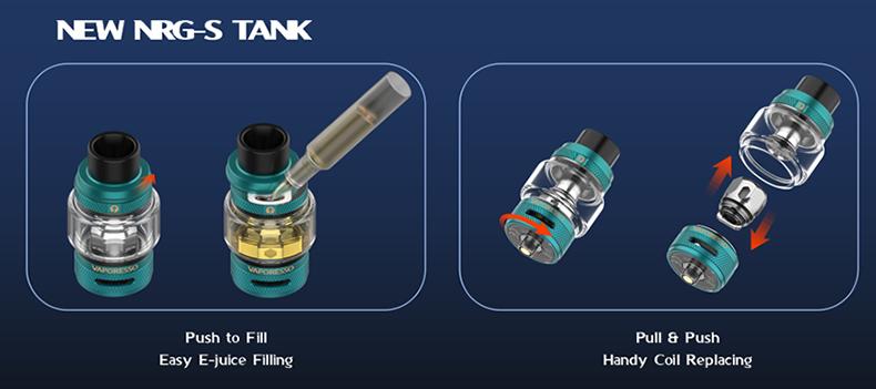 Gen S Kit Tank