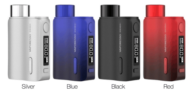 SWAG II Box Mod Full Colors
