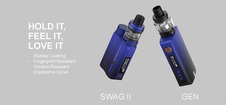 SwagII VW Kit Advantages