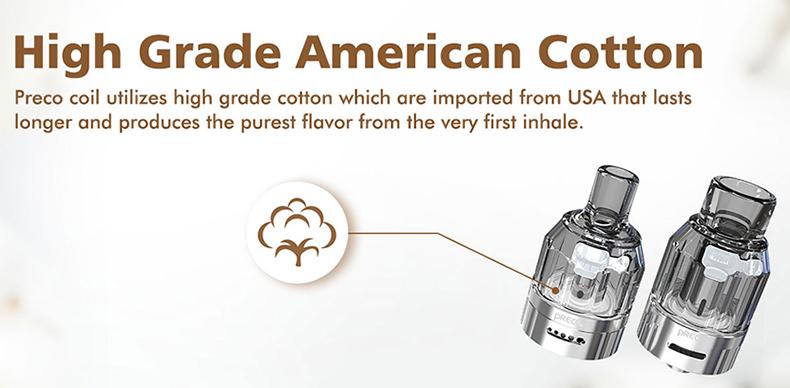 Preco 2 Solo Kit Cotton