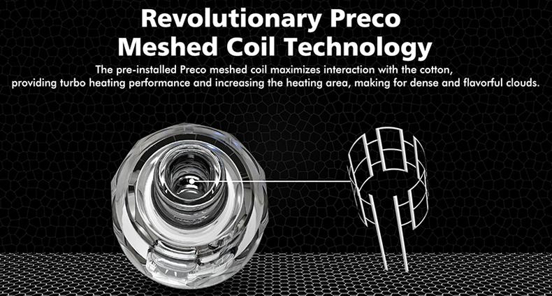 Vzone Preco 2 Solo Kit Mesh Coil