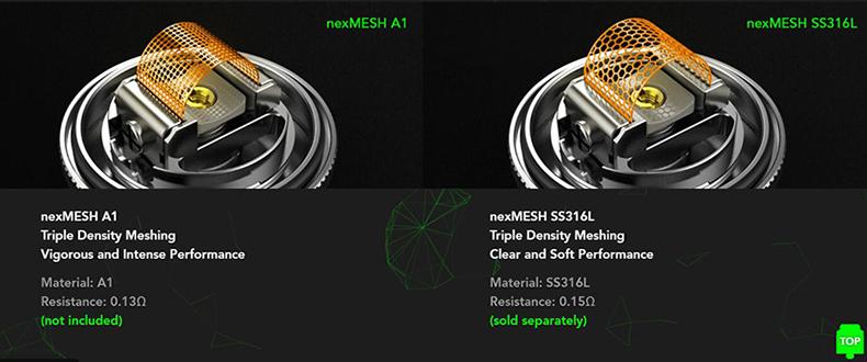 Wotofo Profile M RTA Mesh Coil2
