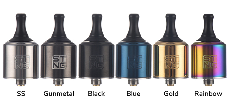 Wotofo Stng RDA Tank Full Colors