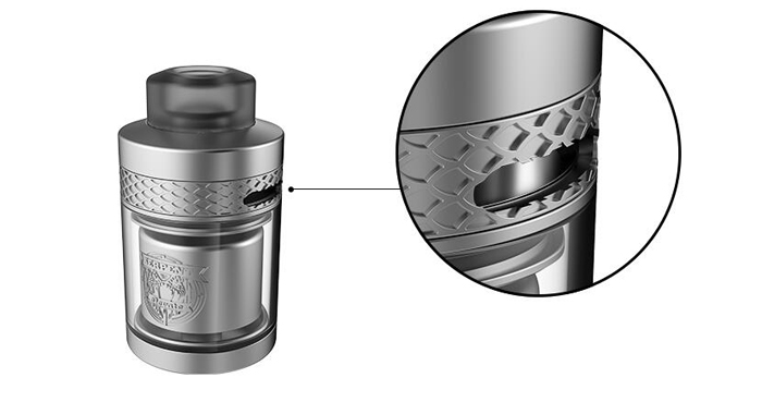 Wotofo Serpent Elevate RTA Feature1
