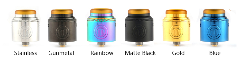 Yachtvape Meshlock RDA All Colors