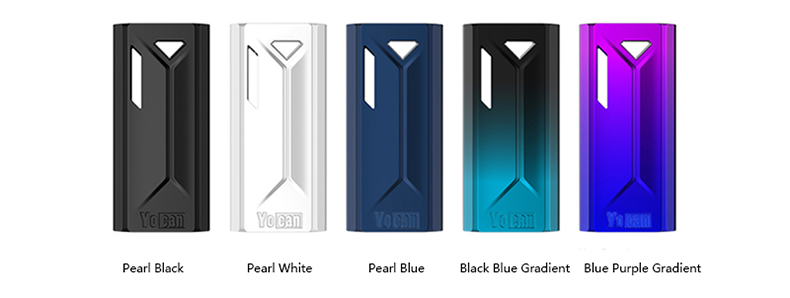 Yocan Groote Box Mod Full Colors