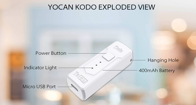 Kodo Mod Battery Structure