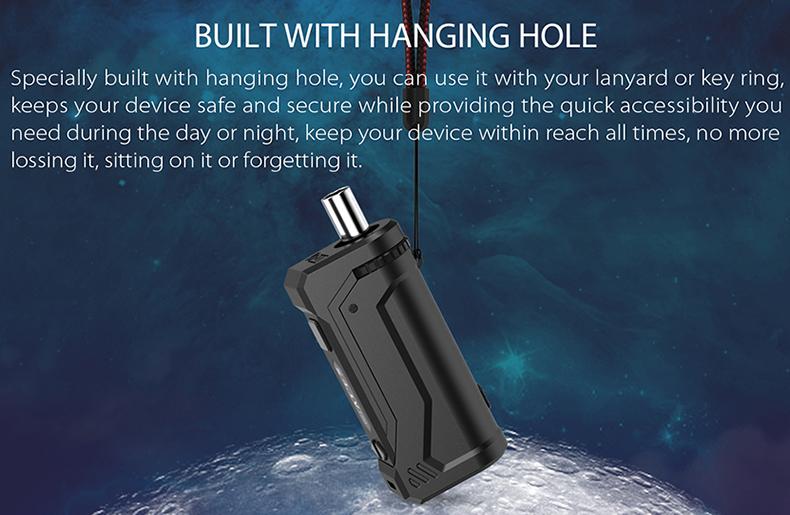 UNI Pro Mod Hanging Hole