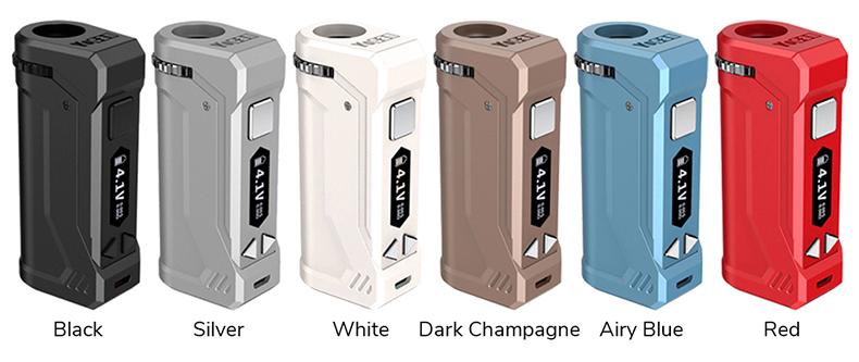 Yocan UNI Pro Box Mod Full Colors