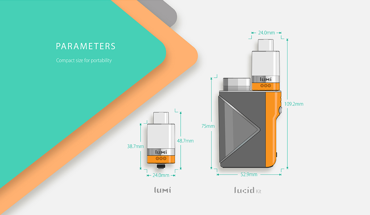 Geekvape Lucid Kit Overview