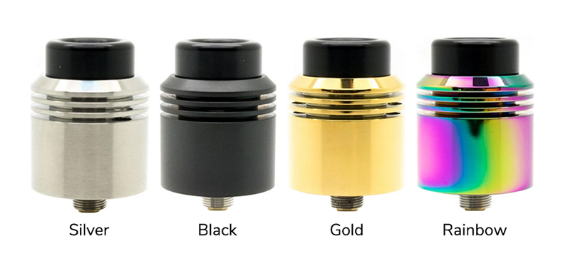 asMODus x Thesis Barrage RDA All Colors