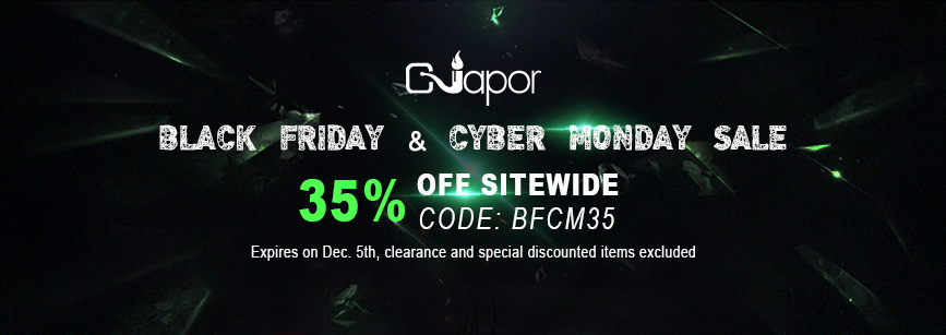 Black Friday & Cyber Monday Sale Banner 1