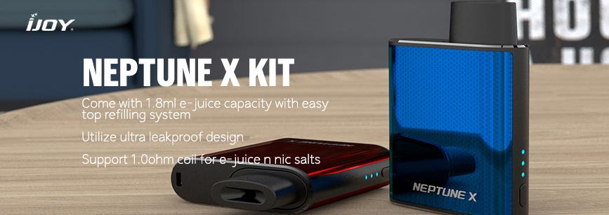 IJOY Neptune X Kit Banner