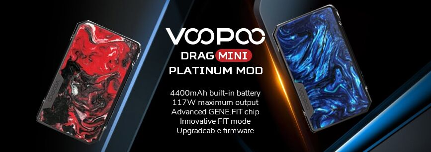 VOOPOO Drag Mini Platinum Mod