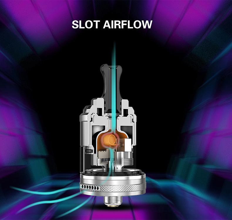 BSKR V2 MTL RTA Slot Airflow