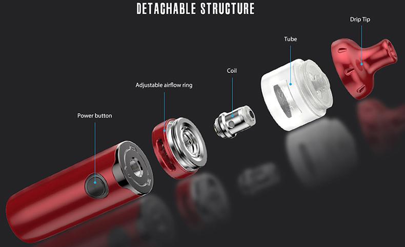 Berserker S Kit Detachable Structure