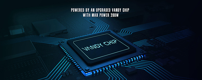 Vandy Vape Gaur-21 Mod Feature 1