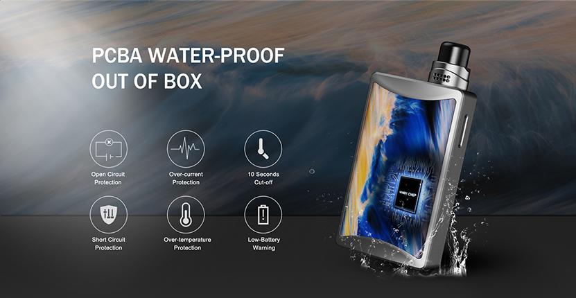 Kylin M AIO Pod Mod Kit Protections