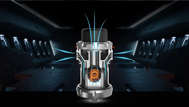 Kylin Mini V2 RTA Airflow