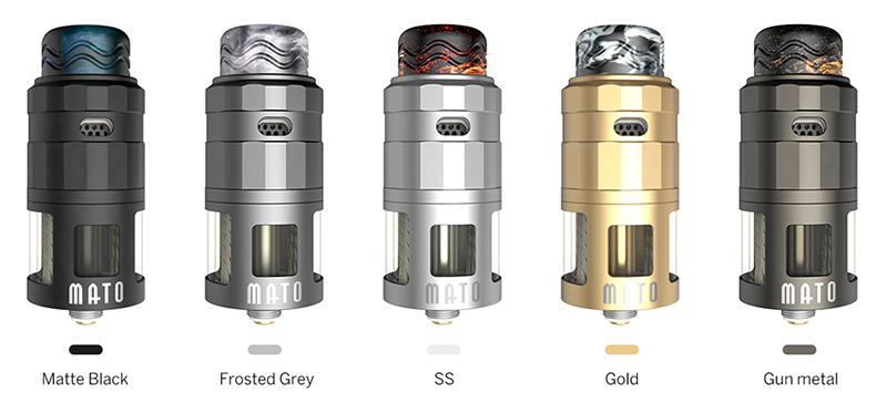 MATO RDTA Full Colors