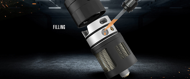 MATO RDTA Tank Atomizer Side Filling