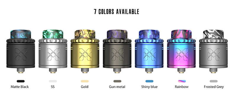 V2 RDA Atomizer Colors