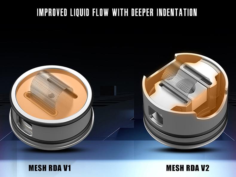 MeshV2 RDA Liquid Flow