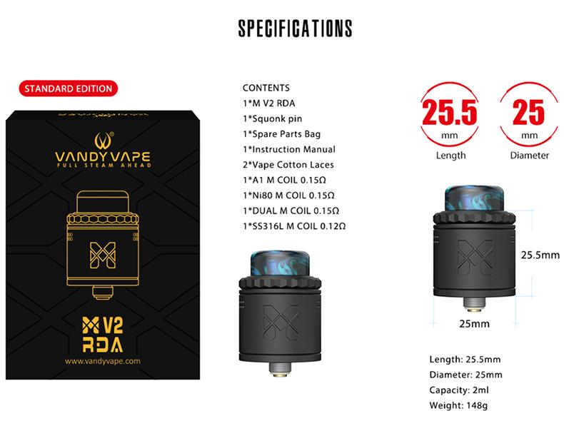 V2 RDA Specification