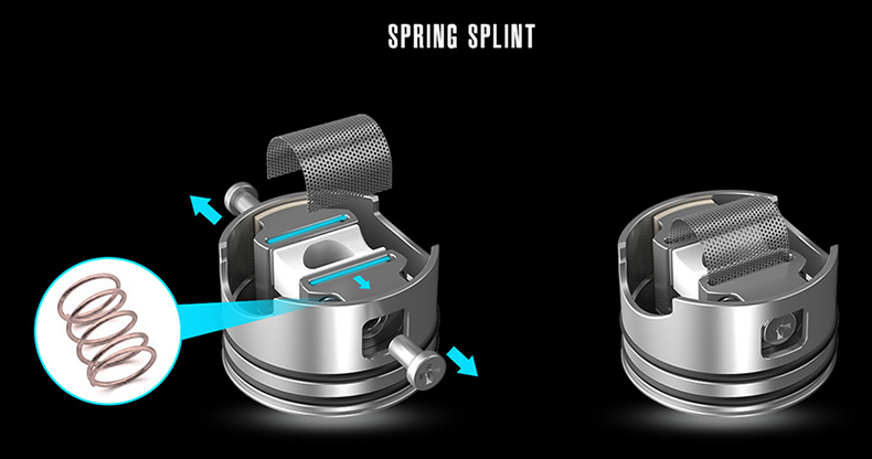 M V2 RDA Spring Splint