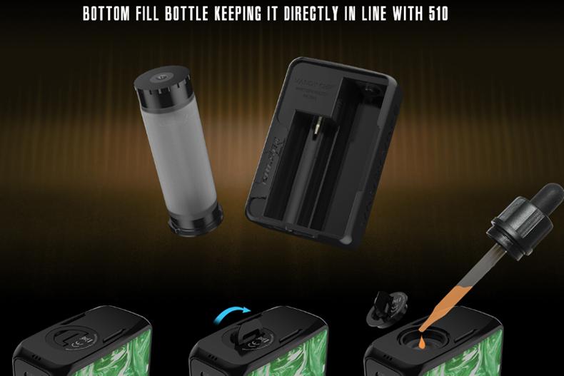 Vandy Vape Pulse V2 BF Mod Bottom Filling